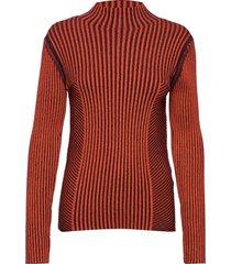 karoline gebreide trui rood dagmar