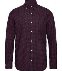 levon shirt 5064 overhemd casual rood nn07