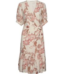dress knälång klänning creme sofie schnoor