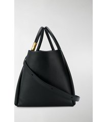 boyy structured leather tote