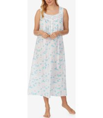 eileen west sleeveless cotton ballet nightgown