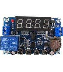 xh-m196 reloj temporizador del módulo de control de tiempo de 24 horas