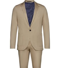 casual suit pak beige lindbergh