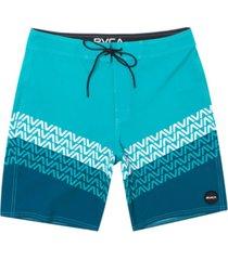 men's va print swim trunks