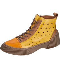 kängor gemini gul::brun