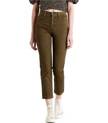 724 high-rise straight jeans