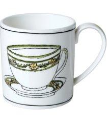 twig new york heritage daisy chain mug