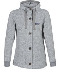 mantel patagonia w's better sweater coat