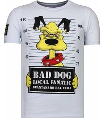 bad dog - rhinestone t-shirt
