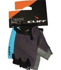 guantes cliff classic dedo corto