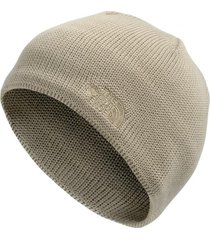 gorro bones recycled beige the north face