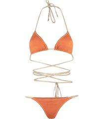 reina olga bikinis