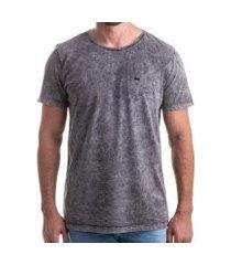 camiseta clothis cologne z-11 marmorizada masculina