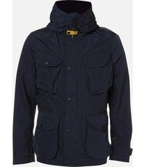 parajumpers men's hadar bomber jacket - navy - xxl