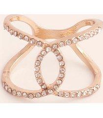 anillo con diseño-uni