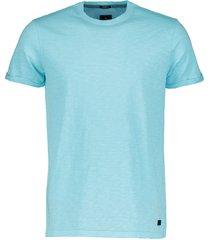 jac hensen t-shirt - extra lang - turquoise