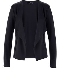 blazer di maglina (nero) - bpc bonprix collection
