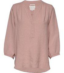 lydiapw sh blouse lange mouwen roze part two