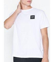 wood wood ww box t-shirt t-shirts & linnen bright white