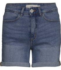 ihtwiggy sho shorts denim shorts blå ichi