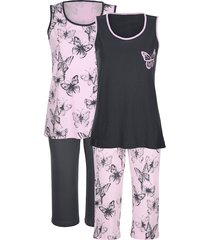 pyjama blue moon blush/prune