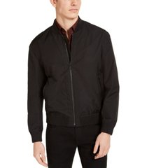 hugo men's bado bomber jacket
