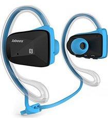 audifonos bluetooth, tapa de agua universal profesional bsport de 4 colores audifonos bluetooth manos libres  inalámbrico deportes estéreo impermeable audifonos auriculares (azul)