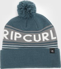 gorro azul rip curl