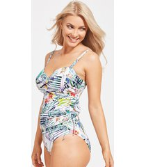 playa blanca underwire tankini top