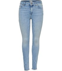 skinny jeans blush mid ankle