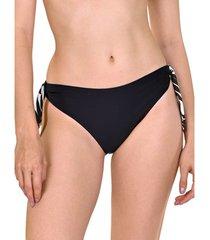 bikini lisca multi-positie zwempak bodem ocean city zwart