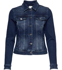07 the denim jacket jeansjack denimjack blauw denim hunter