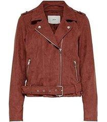 blazer jacqueline de yong faux suede biker otw sie 15190579