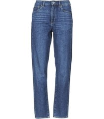 boyfriend jeans g-star raw 3301 high straight 90's ankle