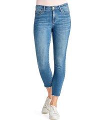 women's sam edelman the kitten fray hem crop skinny jeans