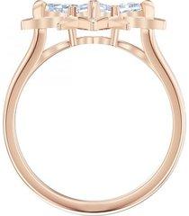 anillo con motivo de estrella simbólica de swarovski, blanco, 5513217