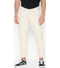 selected homme slhspecial-aldo 1470 cream jeans w jeans vit