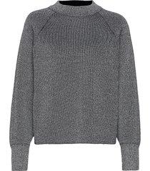 sweaters stickad tröja grå edc by esprit
