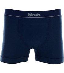 cueca boxer micromodal sem costura masculina