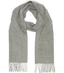'1797' plain ultrafine merino wool scarf