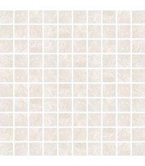 mosaico stones quadro vanilla30x30cm