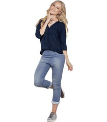 jeans azul atypical