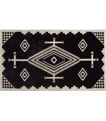 pendleton woolen mills oversized jacquard beach towel - los ojos xb233-55059