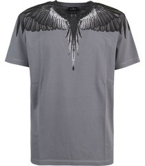 marcelo burlon t-shirt black wings