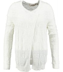 garcia vest spring white