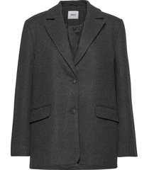 encovent jacket 6649 ulljacka jacka grå envii