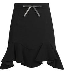 dsquared2 flared skirt