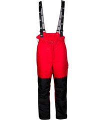 jardinera pantalón outdoor rojo hw hardwork
