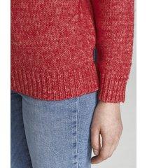 maglia in lana melange