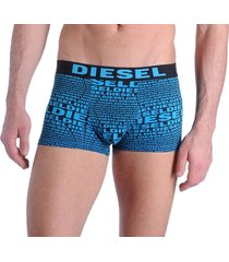 diesel boxershorts damien 2pak blauw